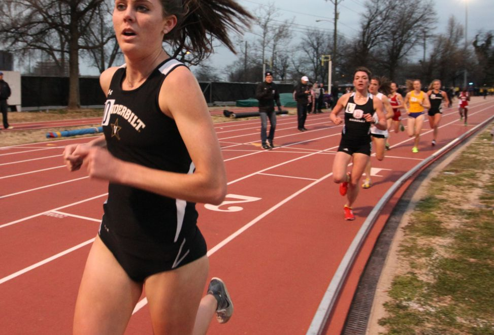<i>Hannah Jumper, along with Kristen Findley and Sara Barron, will compete at the Sea Ray Relays this weekend. The rest of the track and field team will head to Georgia.</i>