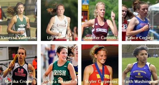 Cross Country/Track Signing Class 2012 – Vanderbilt ...