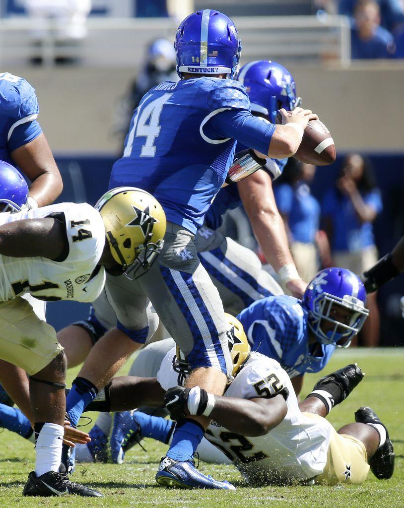 Vanderbilt vs. Kentucky (Howell) – Vanderbilt University ...