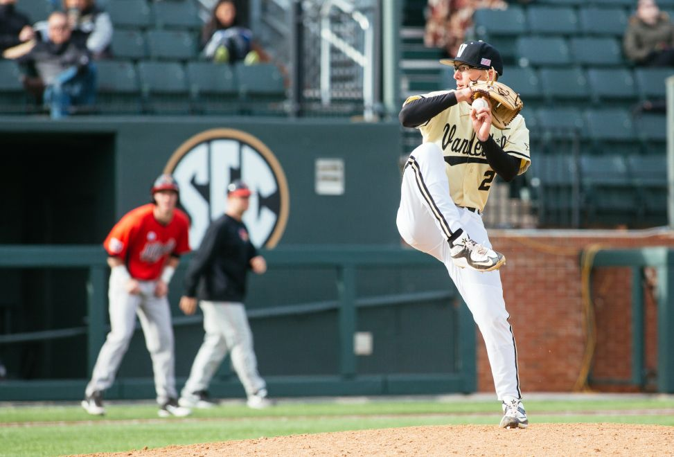 Vanderbilt Baseball vs. Illinois State (G2, 2/28/15); W, 3-2