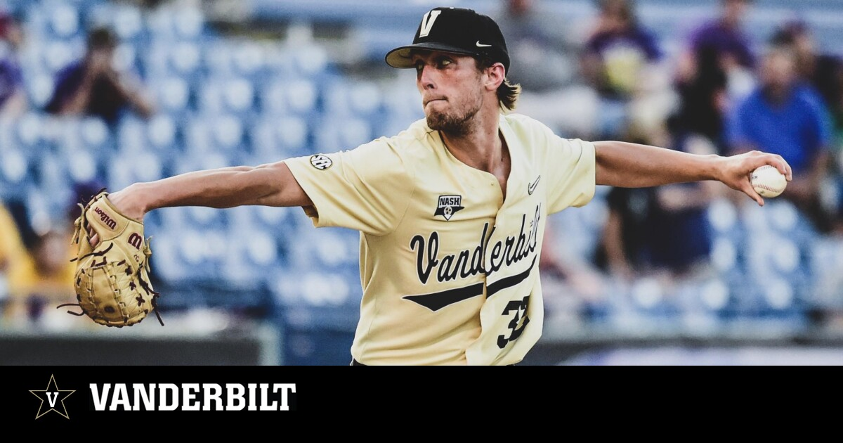 Hugh Fisher – Vanderbilt University Athletics – Official Athletics