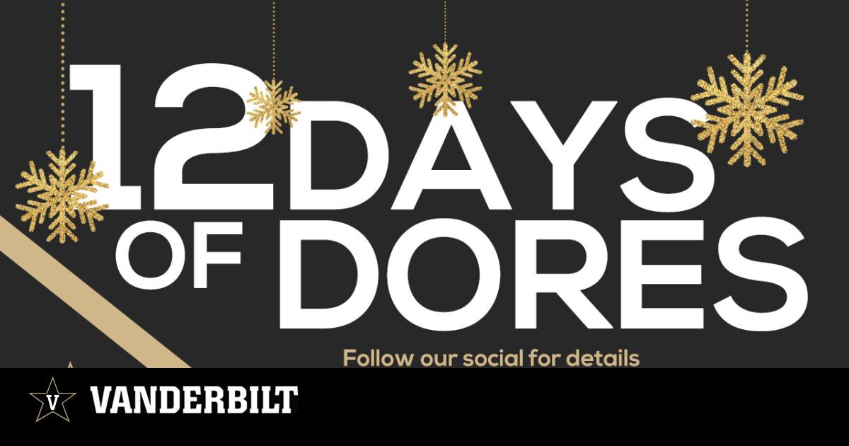 Twelve Days of Dores
