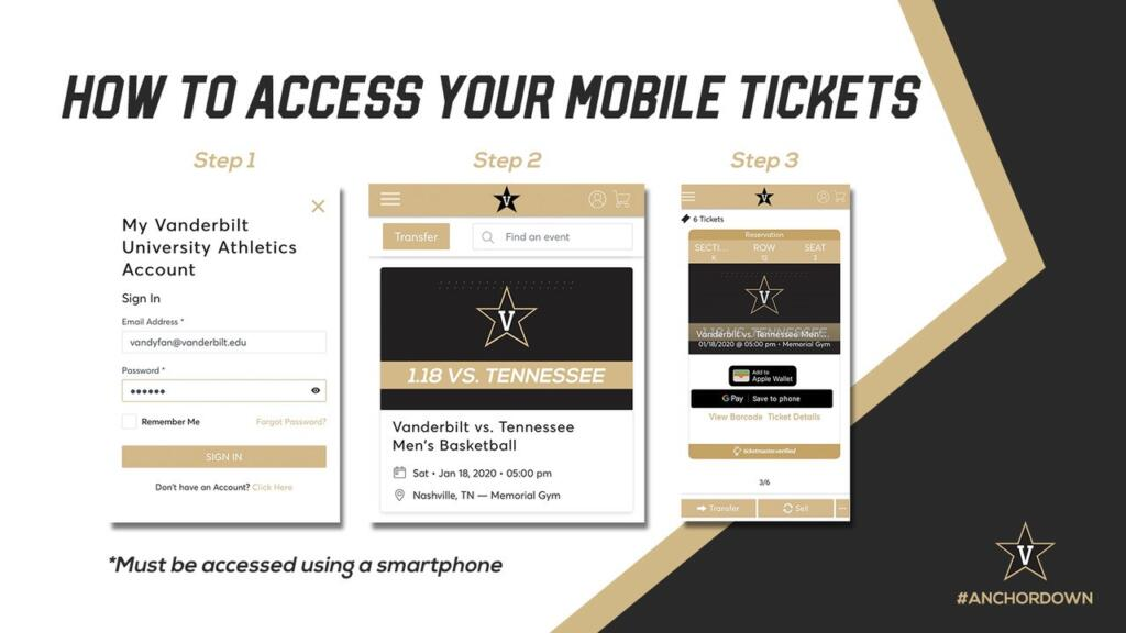 mobile ticketing