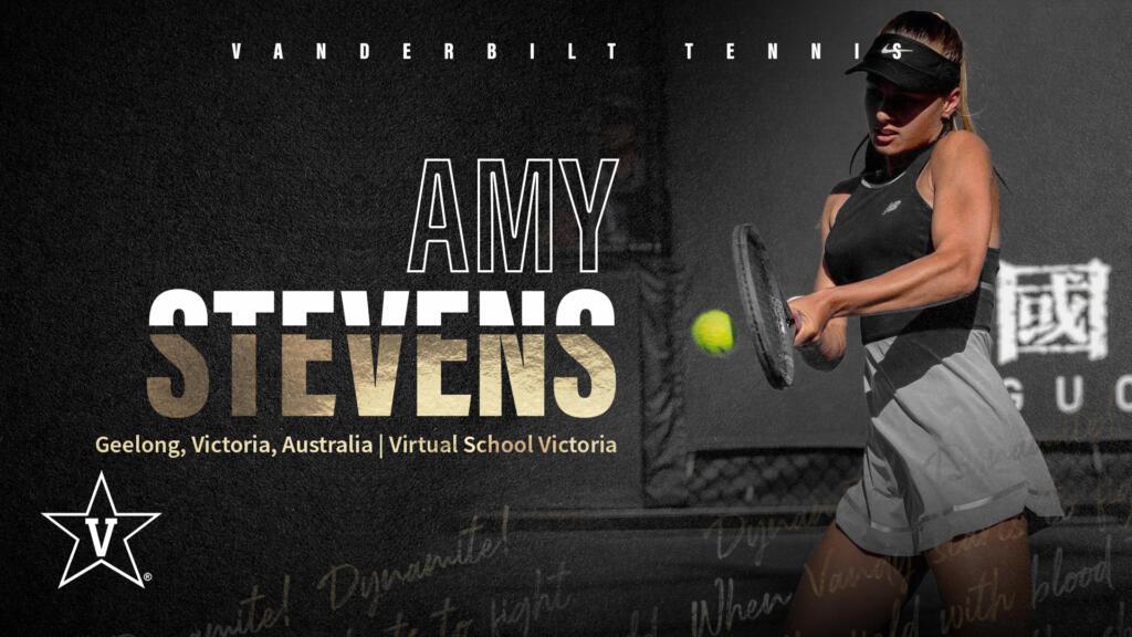 Amy Stevens Signing
