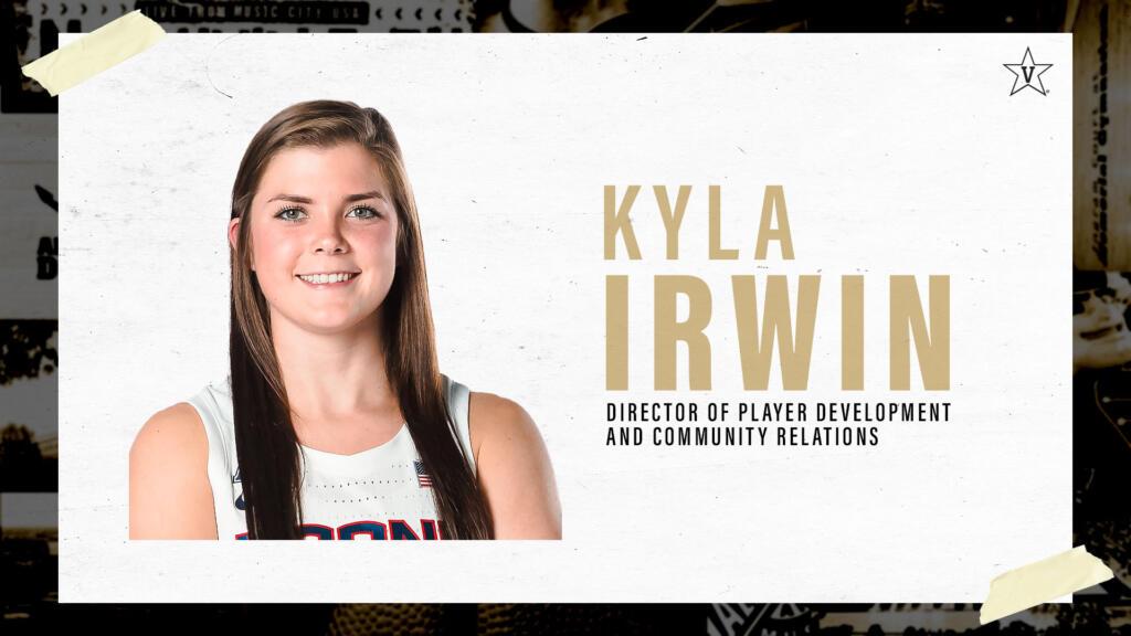Kyla Irwin Announcement
