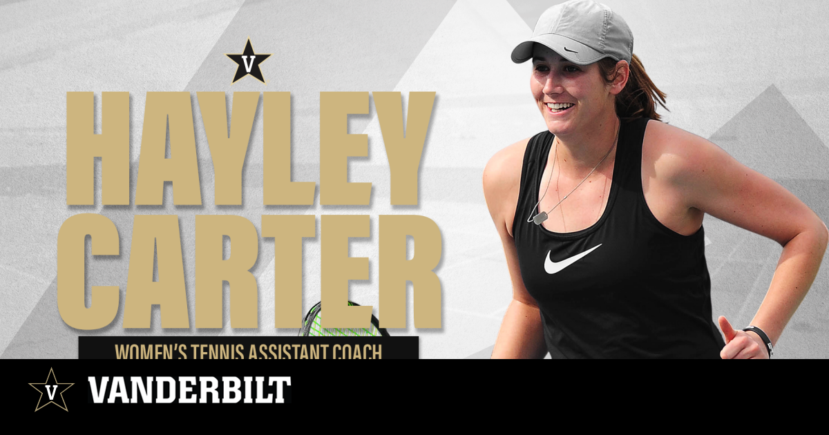 Former UNC tennis great Hayley Carter transitions from competition to college coaching